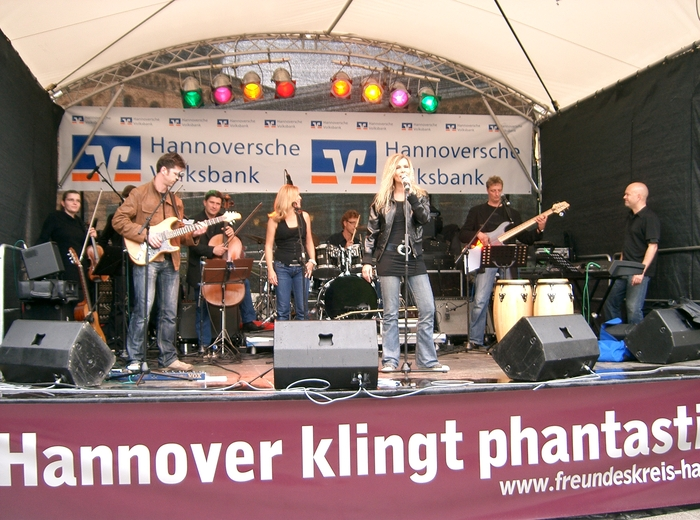 Rock Pop Band Hannover